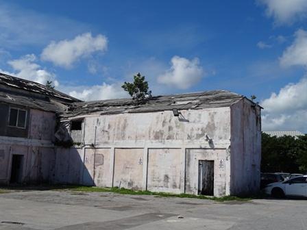 Nassau M Bell