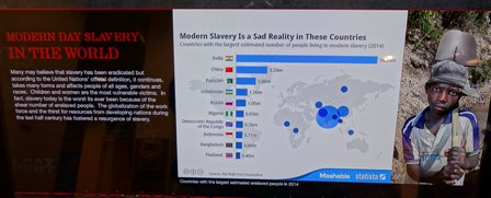 museum of slavery and emancipation Nassau M Bell