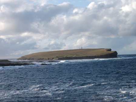 Brough of Birsay Bell