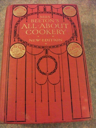 Mrs Beeton All About Cookery Bell