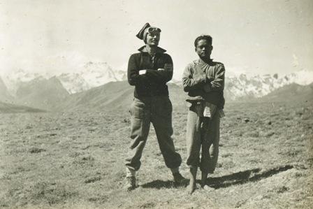 Harry  Burrell mountain