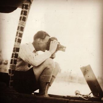 Harry Burrell Sepia Camera