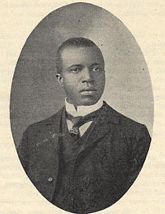 Scott Joplin 1907