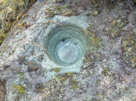 Basin at Eyvary
