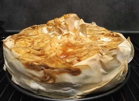 celebration veggie pie