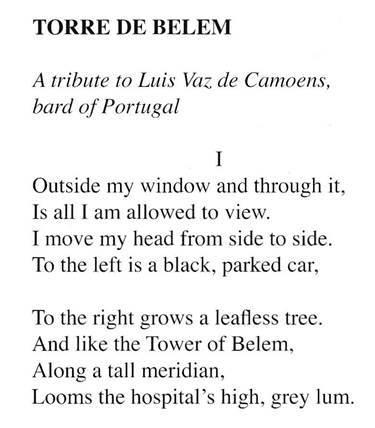 poem extract from Eddie Cummins