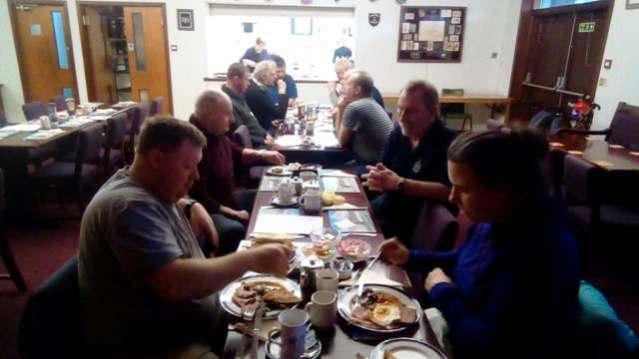 January 2020 veterans breakfast