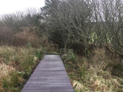 EU funding Happy Valley path