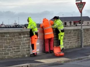 Kirkwall flood gates 1
