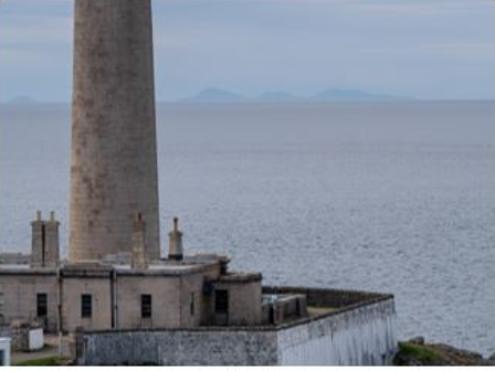 Ardnamurchan Lighthouse credit to West Coast Waters
