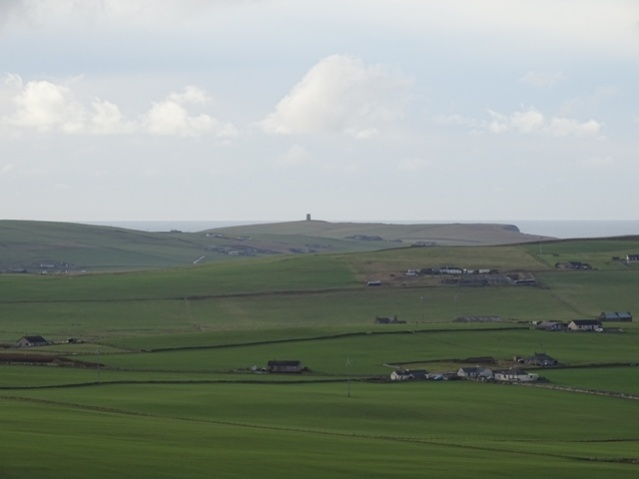 from Costa over to Kitchener Memorial Marwick Head Bell
