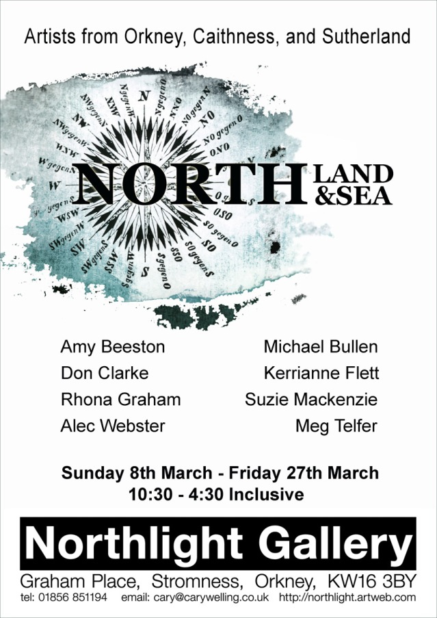 Land and Sea Northlight poster