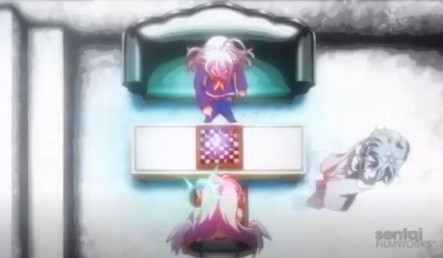 No Game No Life anime series