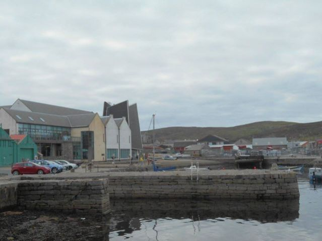 Shetland museum and archive