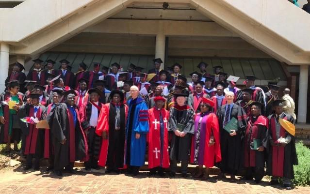 Zomba graduation Feb 2020 Malawi