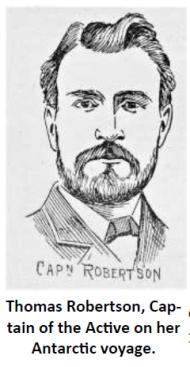 Captain Thomas Robertson
