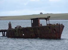 Inganess wreck of the Juniata Bell