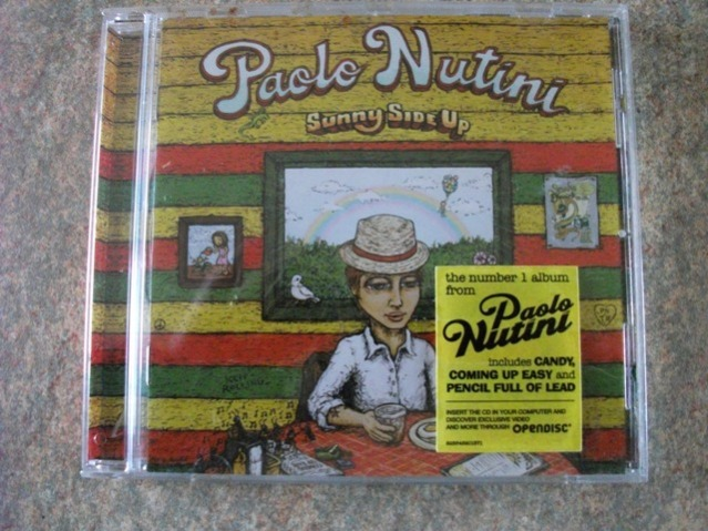 Paolo Nutini Sunny Side Up Bell