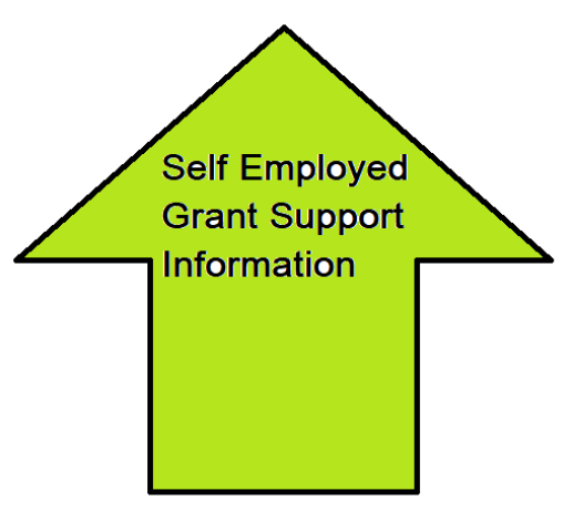 self employed grant support