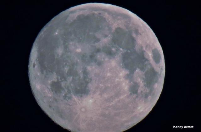 Super Moon 9th March 06.00am 2020