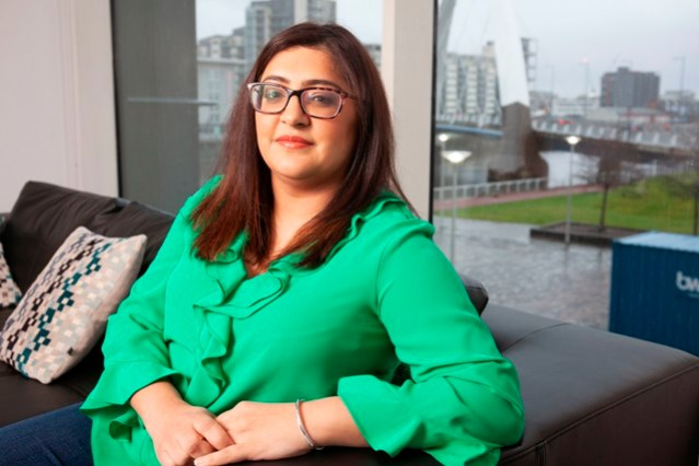 Syma Shazad kidney donor