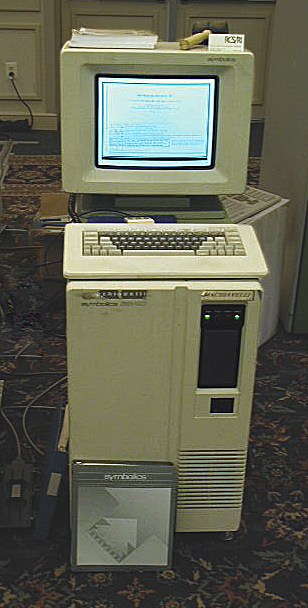 Symbolics 3640 early computers