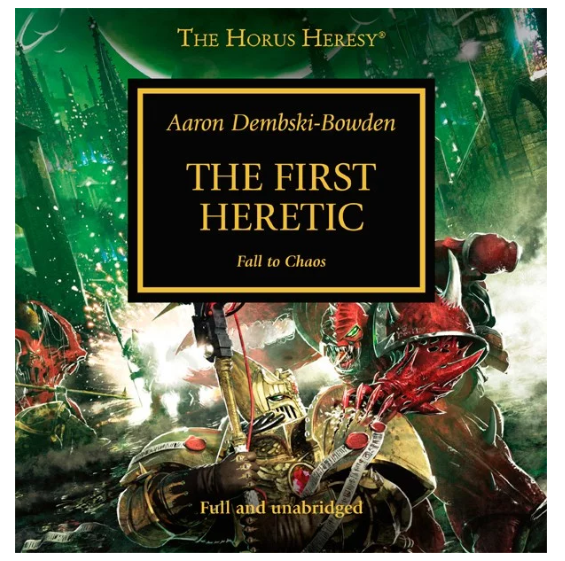 The First Heretic Audiobook