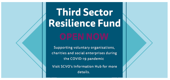 Third Sector Resilience Fund COVID 19