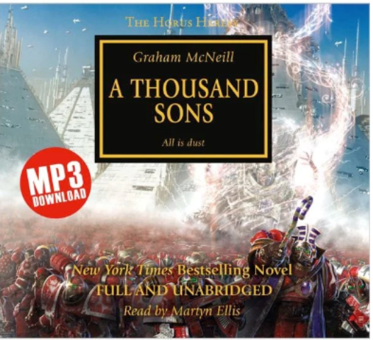 A Thousand Sons audiobook