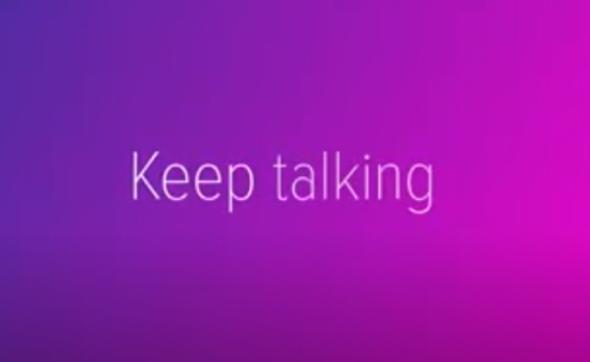 Keep talking Covid 19