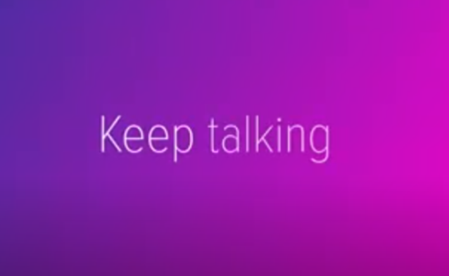 Keep talking Covid 19