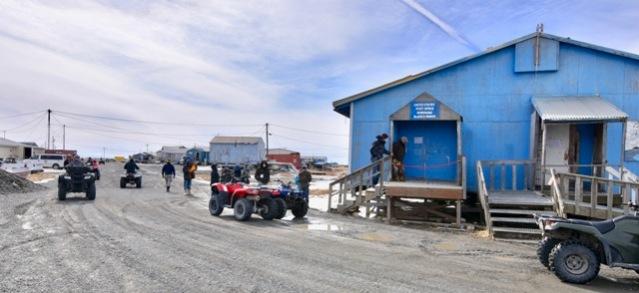 Quinhagak, Alaska University of Aberdeen