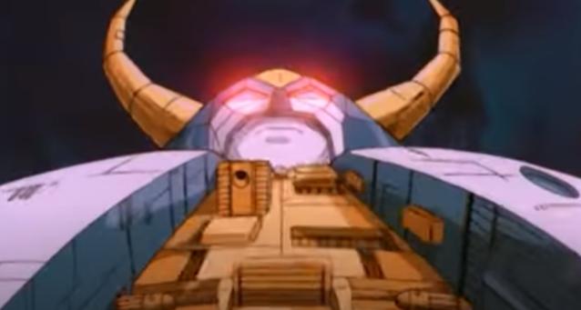 Unicron Transformer