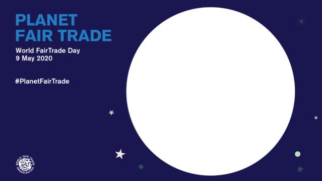 Dear Planet template FairTrade