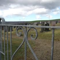 Kirkyard at Rendall Bell