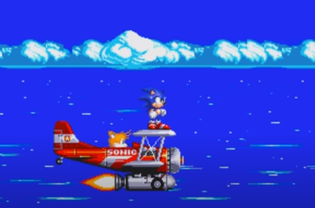 Sonic 3 and Knuckles game 2