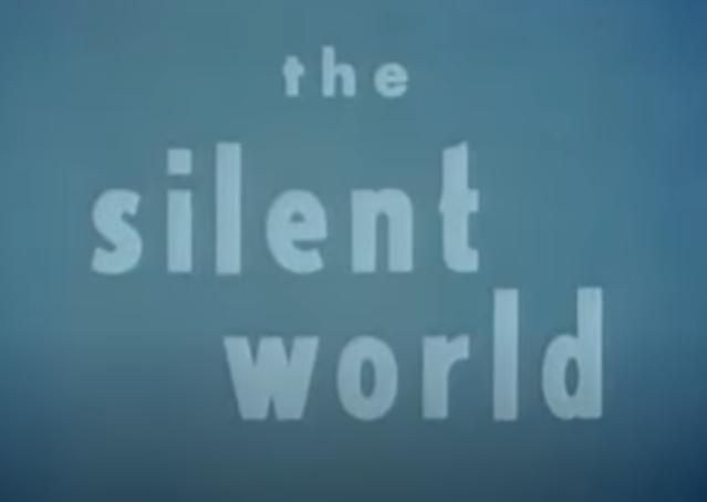 the silent world film