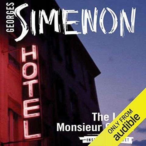 Audiobook Inspector Maigret Book 3 The Late Monsieur Gallet by Georges Simenon translated by Anthea Bell