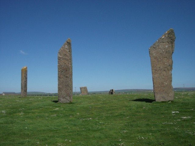 Stones of Stenness May 2020 Credit Bell