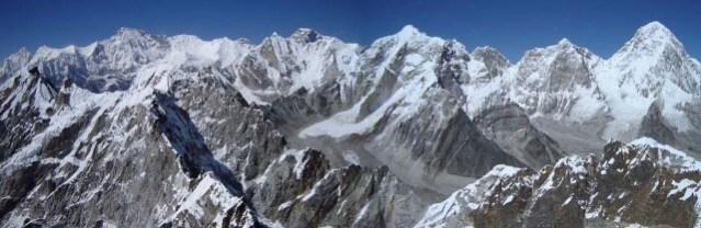 A small part of the High Himalaya (credit: Access-Himalaya)