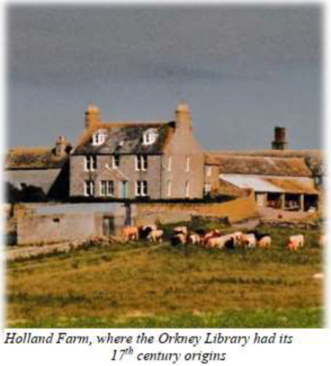Holland Farm Stronsay credit Ian Cooper