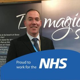 Michael Dickson NHS Orkney and Shetland