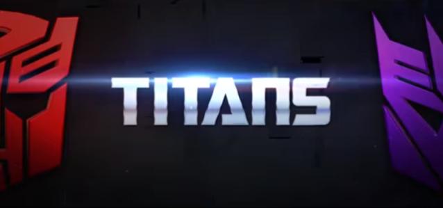 Titans Transformers